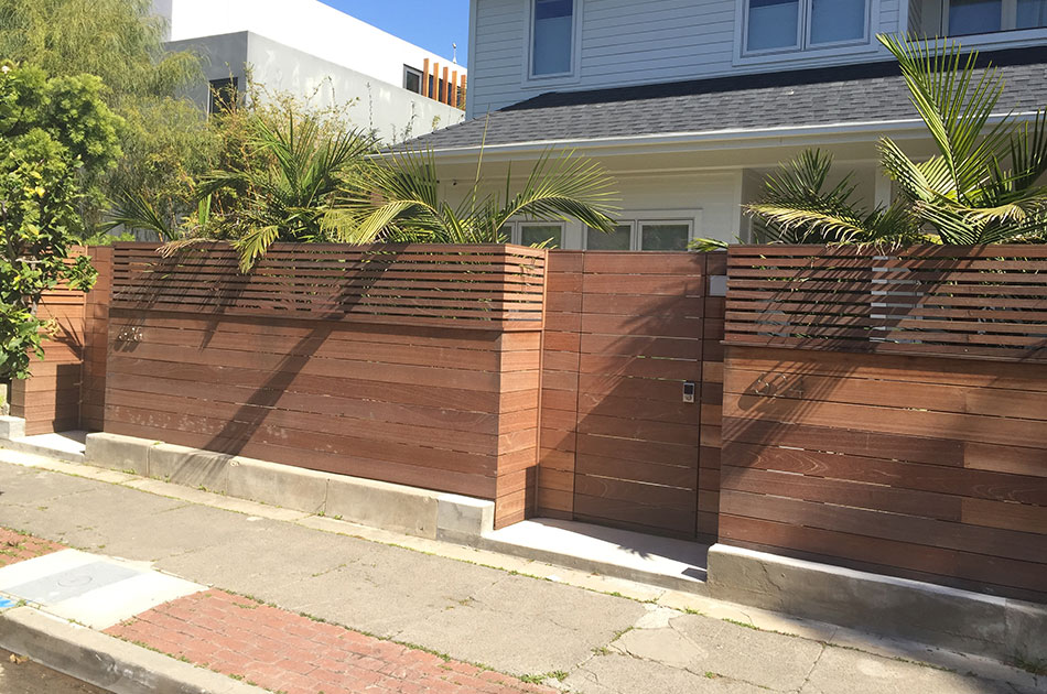 Redwood Fences