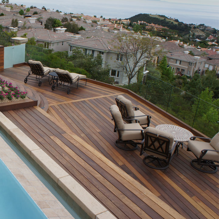 Deck Builders Contractors In Los Angeles La Decks
